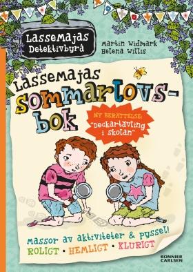 LasseMajas sommarlovsbok. Deckartävling i skolan