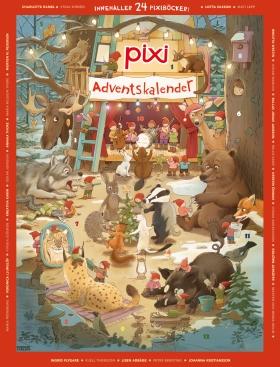 Pixi adventskalender - Oskar Jonsson