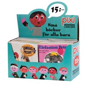 Pixi säljförpackning serie 223