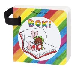 Barnvagnsbok : Bok!