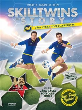 SkillTwins: The story Vårt stora fotbollsäventyr