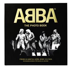 ABBA - The Photo Book (sv)