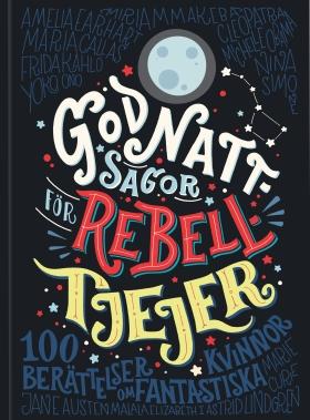 Godnattsagor för rebelltjejer