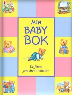 Min babybok De första fem åren i mitt liv