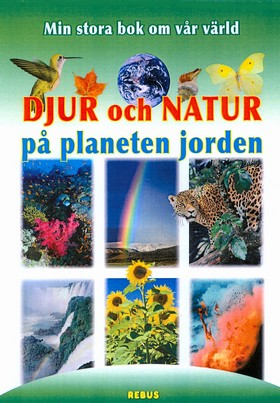 Djur och natur på planeten jorden