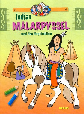 Indian målarpyssel
