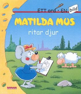 Matilda Mus ritar djur
