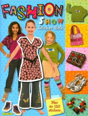 Fashion Show - Stickerbok