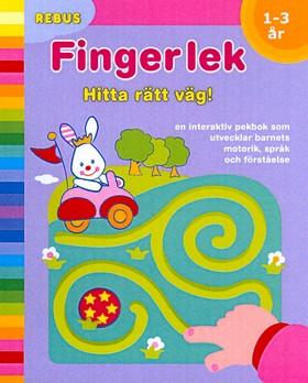 Fingerlek  Hitta rätt väg!