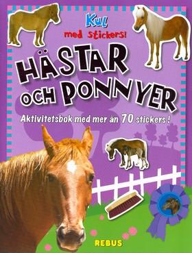 Hästar och ponnyer