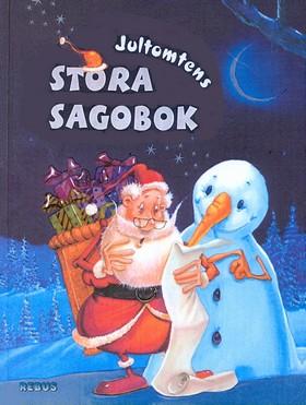 Jultomtens stora sagobok