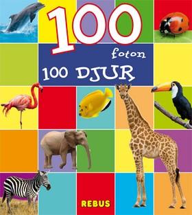100 foton 100 djur