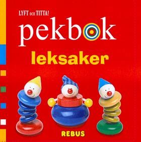 10525: Pekbok leksaker, lyft  och titta