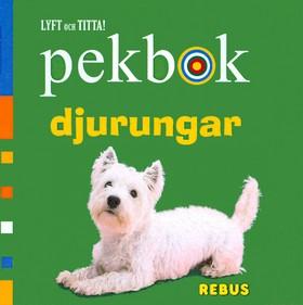 10526: Pekbok djurungar, lyft och titta