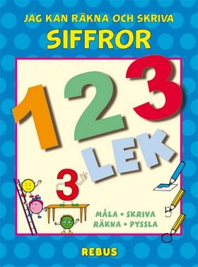 60211: 1-2-3 Lek, Jag kan räkna och skriva siffror
