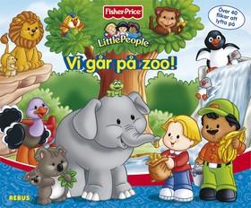 Vi går på zoo!