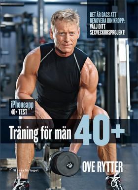 Träning för män 40+