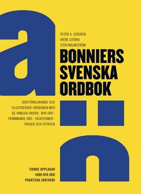 Bonniers svenska ordbok, 10:e uppl