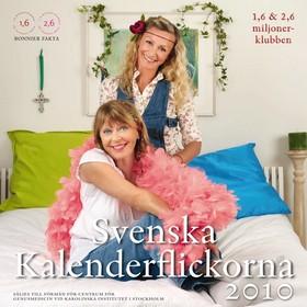 Svenska kalenderflickorna 2010