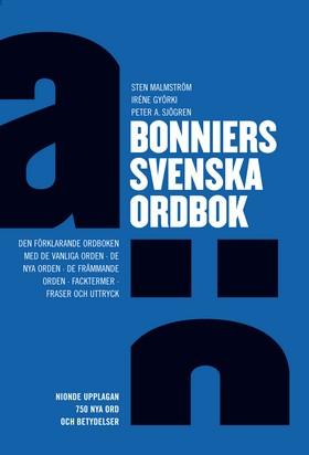Bonniers svenska ordbok   REA