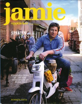 Jamie upptäcker