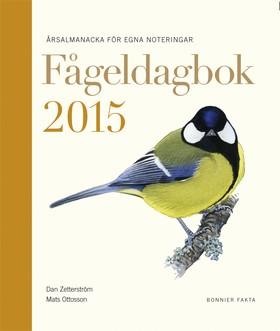 Fågeldagbok 2015