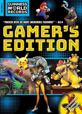 Guinness World Records 2018 - Gamer's Edition