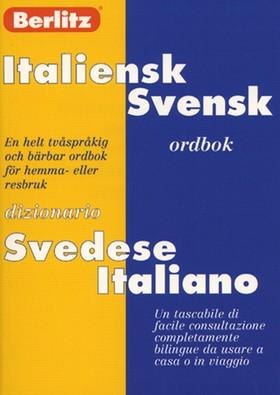 Fickordbok Italiensk-Svensk/Svensk-Italiensk