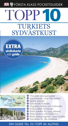 Turkiets sydvästkust