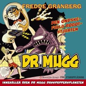 DR Mugg Dasspappersplaneten/DR Mugg Den ondskefulla robotstjärten