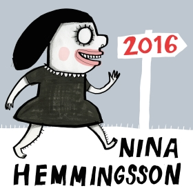 Nina Hemmingssonalmanacka 2016