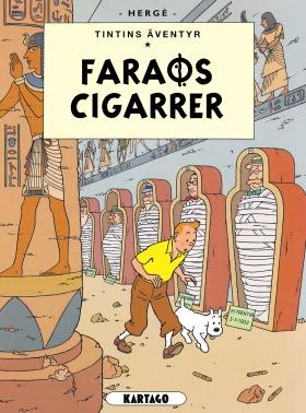 Tintins äventyr: Faraos cigarrer (del1)