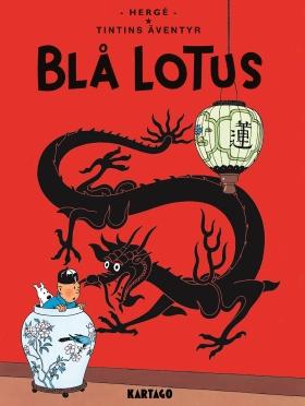 Tintins äventyr: Blå lotus (del2)