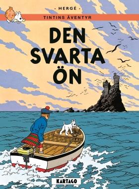 Tintins äventyr: Den svarta ön