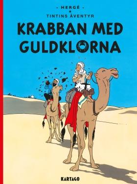 Tintins äventyr, Krabban med guldklorna