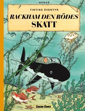 Tintins äventyr, Rackham den rödes skatt
