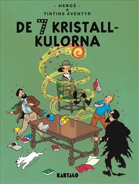 Tintins äventyr, De sju kristallkulorna