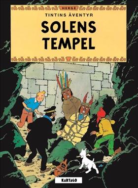 Tintins äventyr, Solens Tempel