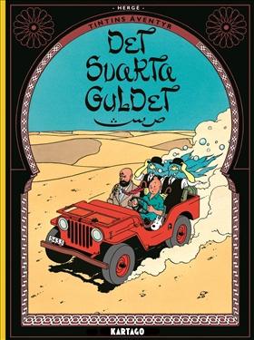 Tintins äventyr: Det svarta guldet
