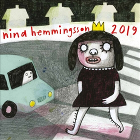 Nina Hemmingsson almanacka 2019