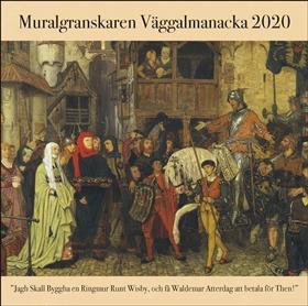 Muralgranskaren almanacka 2020