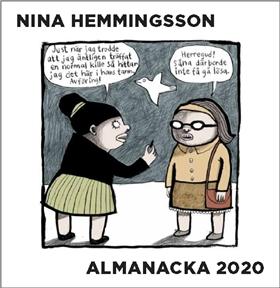 Nina Hemmingsson almanacka 2020