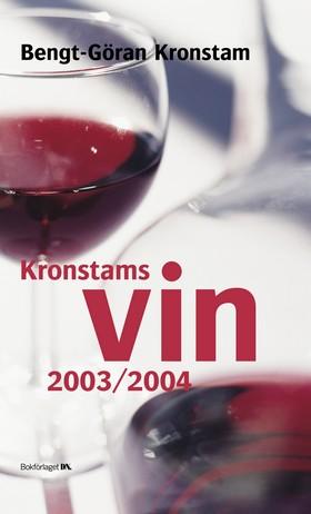Kronstams vin 2003/2004
