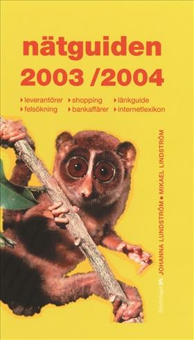Nätguiden 2003-2004 - kart (bokklubbsuppl)