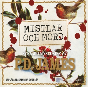 Mistlar och mord. Fyra julmysterier av P.D. James