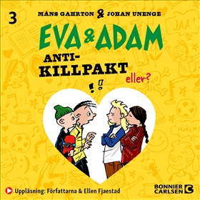 Eva & Adam 03. Anti-killpakt, eller?