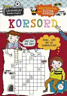 LasseMajas Detektivbyrå Korsord