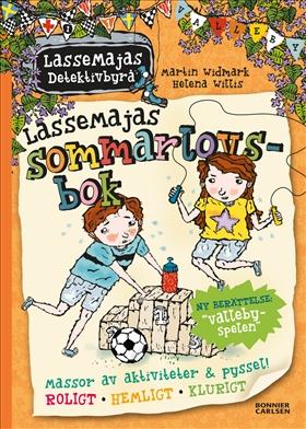LasseMajas sommarlovsbok Vallebyspelen