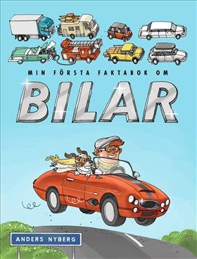 Min första faktabok om Bilar