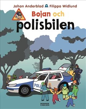 Bojan och polisbilen